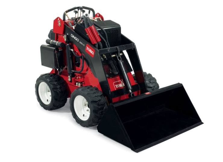 Picture of Mini Loader (Dingo)